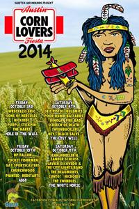 5th Annual Austin Corn Lovers Fiesta