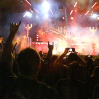 Live at Concrete Street Amphitheater (Corpus Christi, TX)