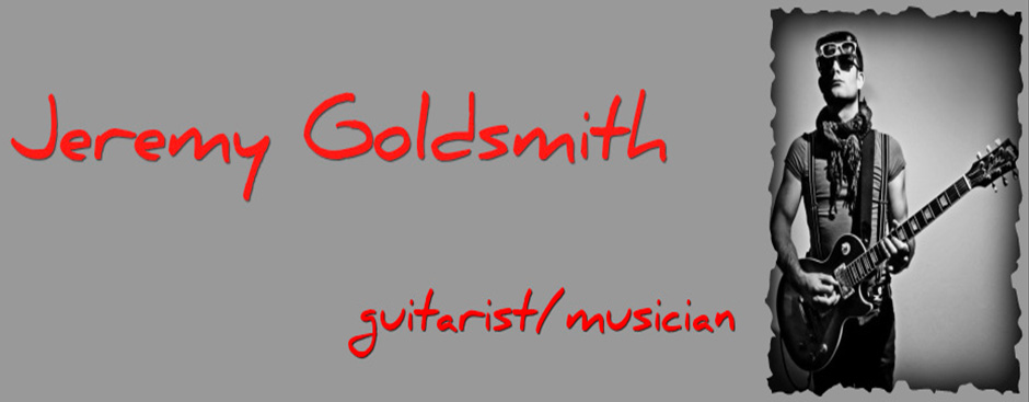 Jeremy Goldsmith