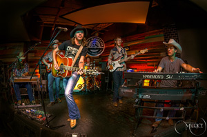 Mike and the Moonpies at Scoot Inn