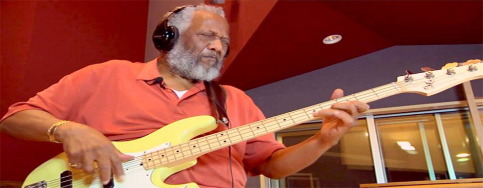 """Legendary Bassist Chuck Rainey """"Back in the Saddle Again"""" After 2011 Stroke"""