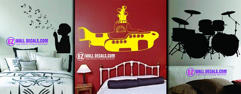 EZ Wall Decals Announces the Launch of its New Website!