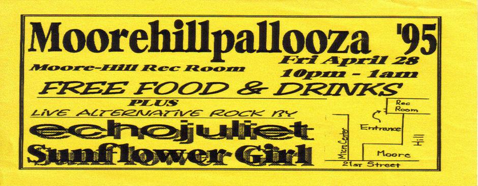 Moorehillpallooza '95