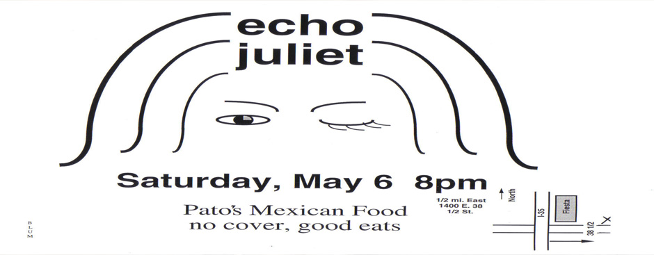 echo juliet Plays Pato's Tacos