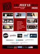 Asian Rock Fest '12
