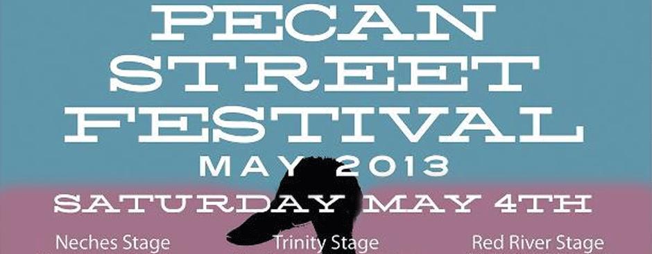 Pecan Street Festival Spring 2013