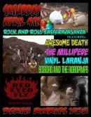 Awesome Death, The Millipede, Vinyl Laranja, and Sciborg And The Robopimps play Red Eyed Fly