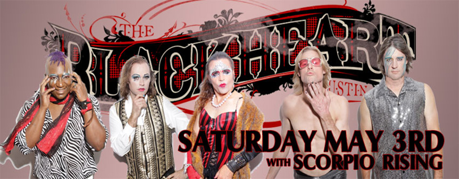 Chasca plays The Blackheart with Scorpio Rising