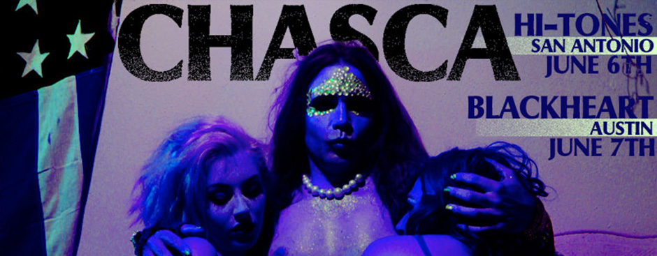 Chasca plays The Blackheart