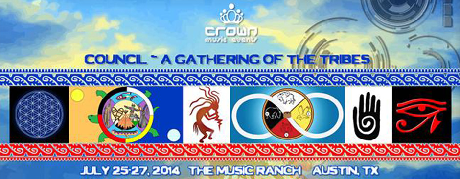 Council - A Gathering of the Tribes