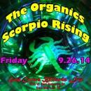 The Organics and Scorpio Rising at Gold Crown Billiards