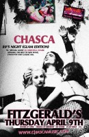 Chasca plays 80s Night at Fitzgerald's