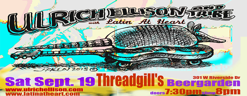 Ulrich Ellison and Tribe with Latin at Heart at Threadgill's