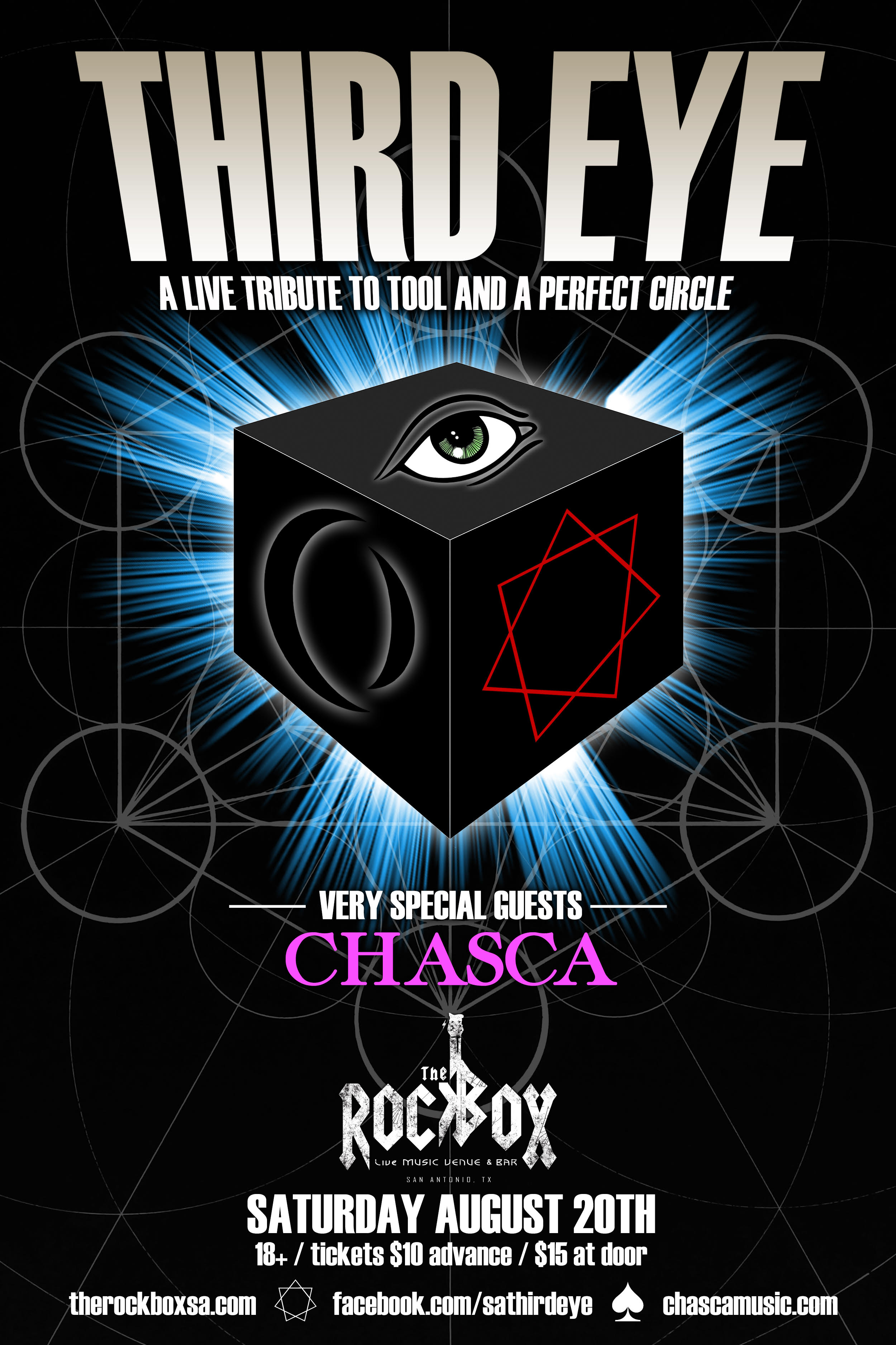 Tool And A Perfect Circle : third eye tool apc tribute at the rock box with special guest chasca coyote music ~ Russianpoet.info Haus und Dekorationen