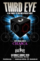 Third Eye (Tool & APC Tribute) at The Rock Box with special guest Chasca