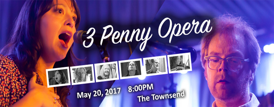 3 Penny Opera at The Townsend