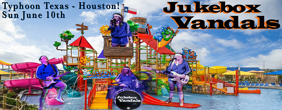 Jukebox Vandals Play Typhoon Texas in Houston