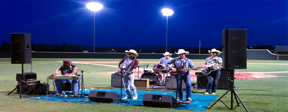 Live at Kokernot Field (Alpine, TX)
