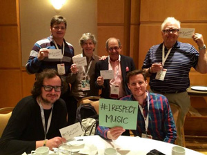 Music Canada Global Forum iRespectMusic