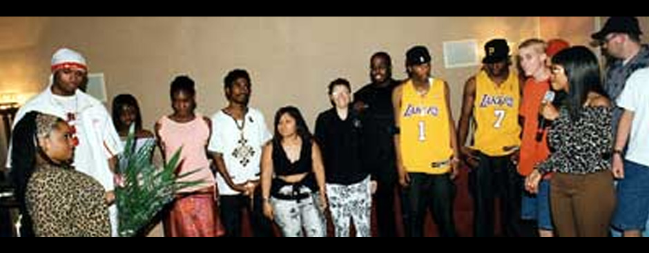 BMI Presents the 2002 'Voices of Tomorrow' Panel and Showcase