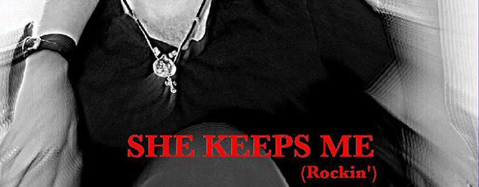 """Tommy Roumanas Releases Single, """"She Keeps Me (Rockin)"""""""