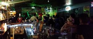 Cold Brew Rock Bar