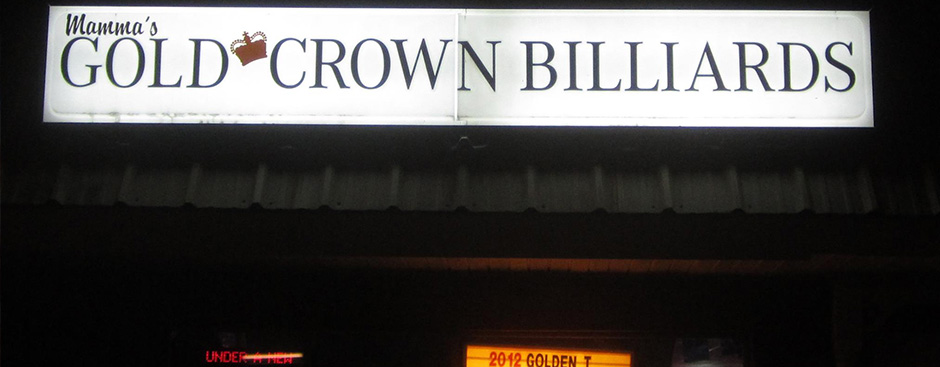 Gold Crown Billiards