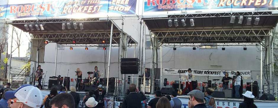 Heart of Texas Rock Fest
