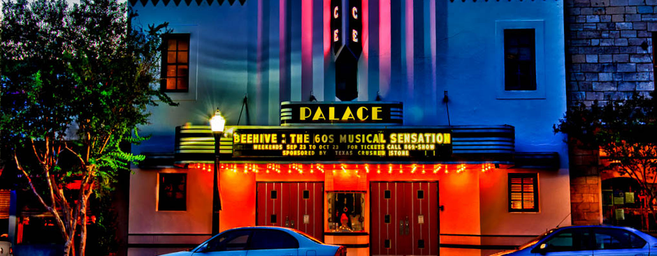 Georgetown Palace Theatre