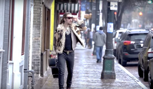 """Ulrich Ellison Pays Homage to Austin in Video for """"Feeling So Lonely"""""""