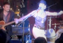 """Ginger Leigh Struts """"In These Shoes"""" at Momo's with John Pointer and Her Full Band"""