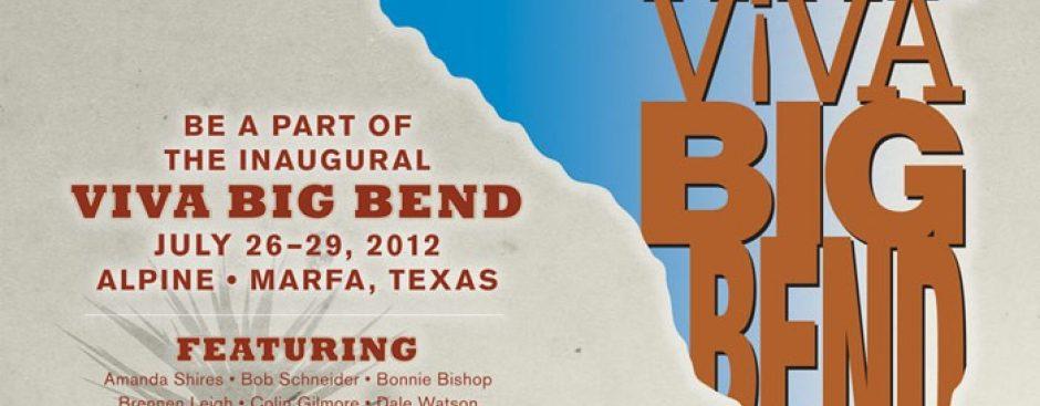 Viva Big Bend