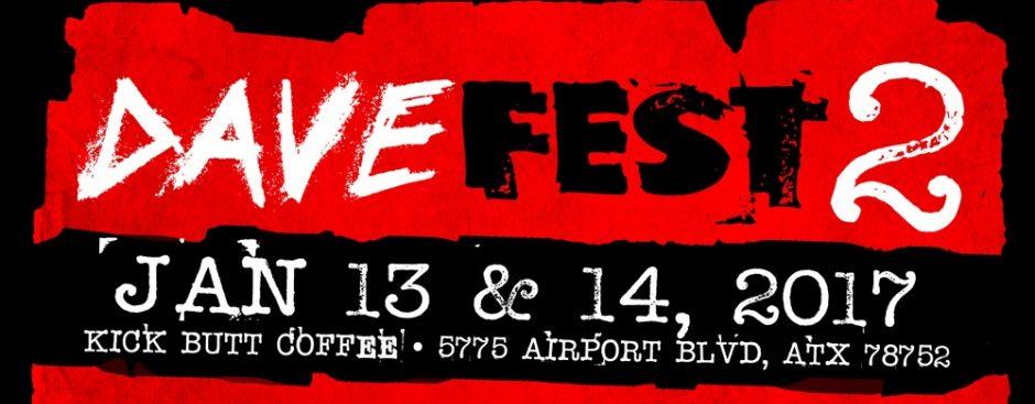 2nd Annual DaveFest
