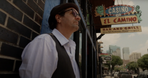 """S.R. Laws Shoots Video for """"Casino El Camino"""" at the Song's Namesake Bar in Austin, Texas"""
