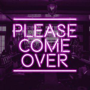 Please Come Over (Single)
