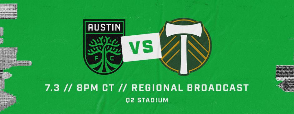 La Murga de Austin Plays at Austin FC vs. Portland Timbers