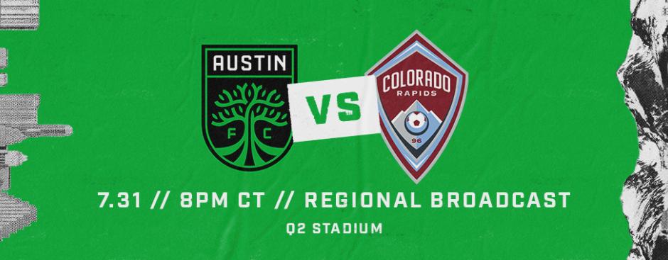La Murga de Austin Plays at Austin FC vs. Colorado Rapids