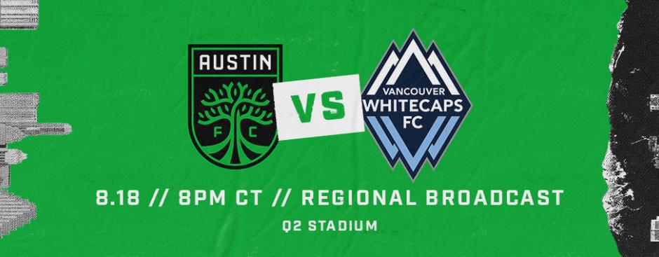 La Murga de Austin Plays at Austin FC vs. Vancouver Whitecaps FC