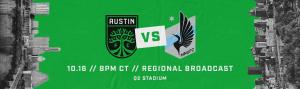 La Murga de Austin Plays at Austin FC vs. Minnesota United FC