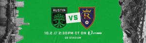 La Murga de Austin Plays at Austin FC vs. Real Salt Lake