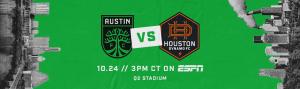 La Murga de Austin Plays at Austin FC vs. Houston Dynamo