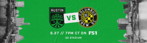 La Murga de Austin Plays at Austin FC vs. Columbus Crew