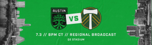 La Murga de Austin Plays at Austin FC vs. Portland Timbers