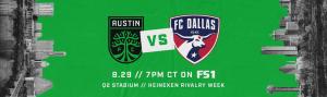 La Murga de Austin Plays at Austin FC vs. FC Dallas