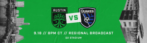 La Murga de Austin Plays at Austin FC vs. San Jose Earthquakes