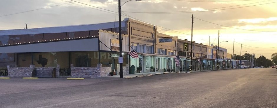 Downtown Mabank