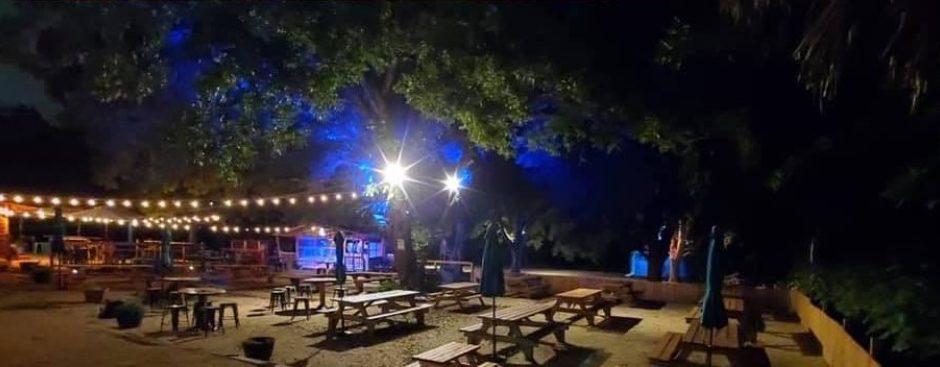 The Aquaduck Beer Garden