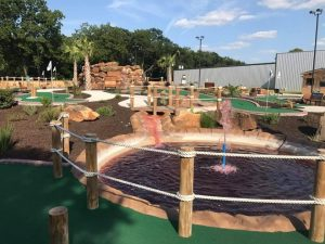 Putters & Gutters Fun Center