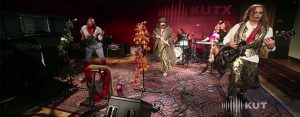 """Chasca Storms the Beaches of KUTX 98.9FM with """"So Long, Crassus"""""""
